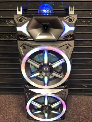 Bluetooth speaker 🔊 Karaoke 🎤 for Sale in Brentwood, MD