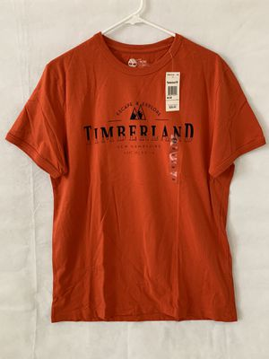 Timberland Men T-shirt, Size M/M for Sale in Port St. Lucie, FL