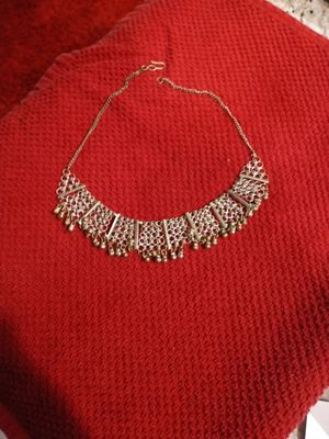 Antique Silver Bedouin Necklace for Sale in Yorba Linda, CA