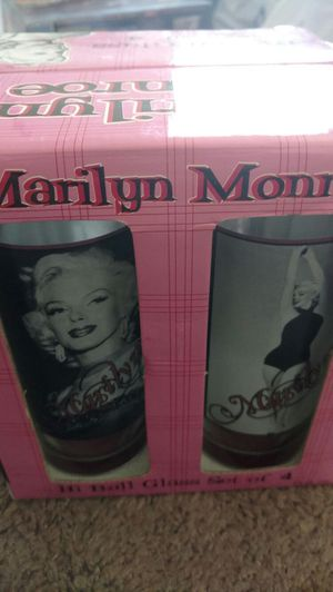 Marilyn Monroe glasses for Sale in Las Vegas, NV