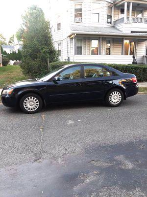 2007 Hyundai Sonata for Sale in Bridgeport, CT