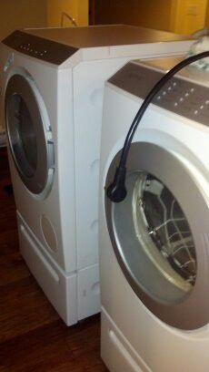 Miele washer & dryer, minimal usage for Sale in Knoxville, TN