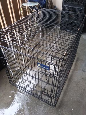 Large petmate dog cage for Sale in Escondido, CA