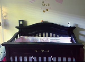 Baby crib and mattress for Sale in Houston, TX