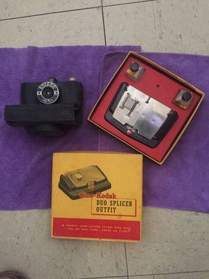Antique camera and equipment for Sale in San Diego, CA