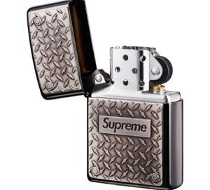Supreme a Diamond plate Zippo for Sale in El Cajon, CA
