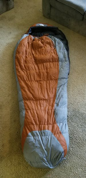 North Face sleeping bag Mummy style for Sale in Aurora, IL