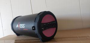 Radio speaker bluetooth for Sale in El Paso, TX