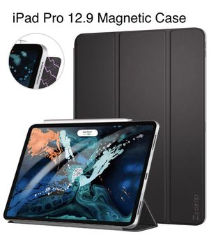 iPad Pro 12.9 magnetic case for Sale in Los Angeles, CA