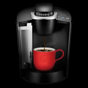 Keurig K-Classic Coffee Maker, Single Serve K-Cup Pod Coffee Brewer, 6 to 10 oz. Brew Sizes, Black for Sale in Phoenix, AZ