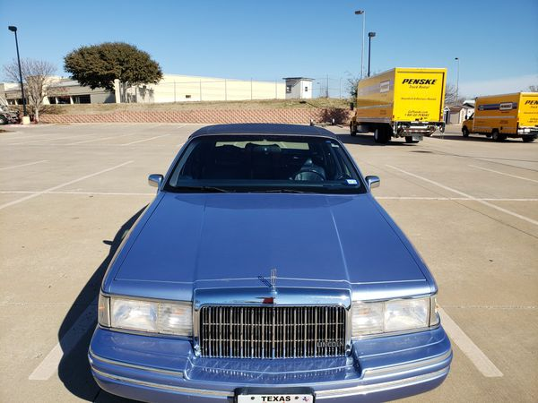 94 Lincoln executive for Sale in Coppell, TX - OfferUp
