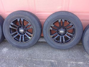 """18"""" MB Rims (tires included) for Sale in Fort Walton Beach, FL"""