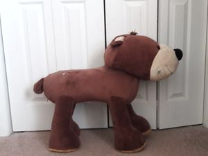 Brown bear oversized stuffed animal for Sale in Hermitage, TN