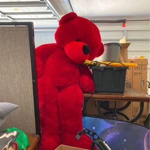 large teddy bear for Sale in Homestead, FL