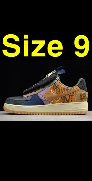 Travis Scott Catus Jack - Air Force 1 - Size 9 for Sale in Chicago, IL