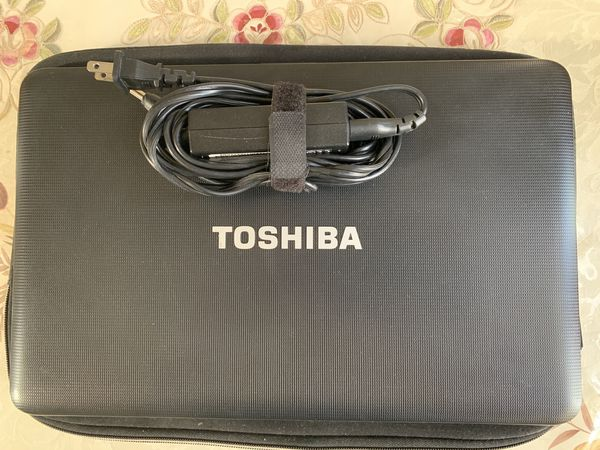 "Toshiba Satellite C855-S5346 15.6"" Laptop Computer Windows 10"