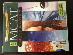 9th Edition Examkrackers MCAT Complete Study Package for Sale in El Cajon, CA
