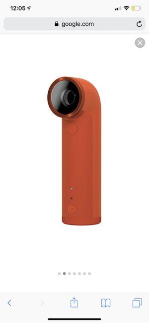 Htc Re 16.0mp Waterproof and underwater Digital Camera for Sale in Leesburg, VA