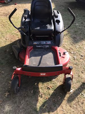 Touro time cutter Zero Turn for Sale in Akron, OH