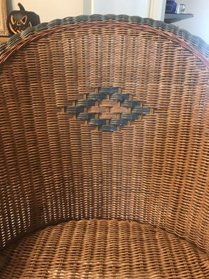 Rocking Chair wicker for Sale in Tamarac, FL
