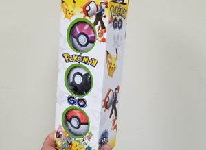 Pokemon toy ball 3 for Sale in IL, US