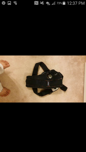 Bjorn baby carrier $ 25 located in Dickinson for Sale in Houston, TX
