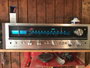 Classic Pioneer Stereo Receiver SX-636 for Sale in Portland, OR