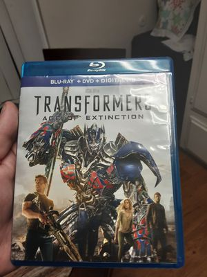 Transformers age of Extinction Blu-ray movie for Sale in Santa Ana, CA