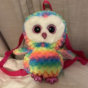 Ty Owen The Owl Backpack for Sale in Lakewood, CA