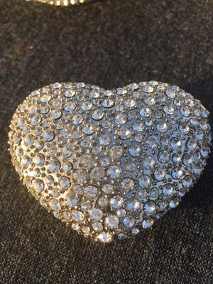 Jewelry heart Christmas gift wedding engagement ring for Sale in Anaheim, CA