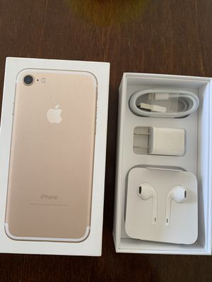Unlocked iphone 7 32GB(like new) for Sale in Los Angeles, CA
