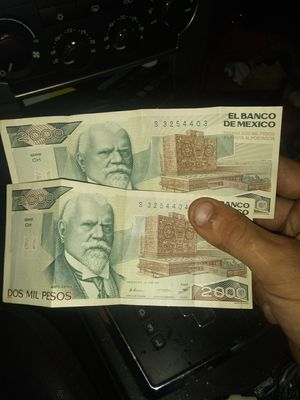 DOS MIL PESOS for Sale in Columbus, OH