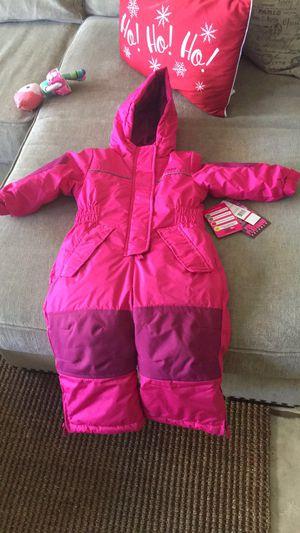 Toddler girl Snowsuit 2t for Sale in Perris, CA