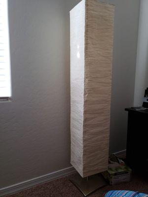 IKEA paper shade lamp for Sale in Phoenix, AZ