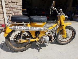 68'honda st90 for Sale in Visalia, CA