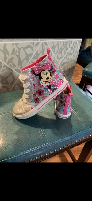 Mini mouse girls shoes for Sale in Kailua, HI
