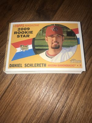 Baseball card mark schlereth rookie #552 for Sale in Colorado Springs, CO