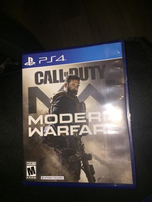 call of duty mw for ps4 for Sale in Kissimmee, FL