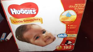 Huggies little snuggers for Sale in Chandler, AZ