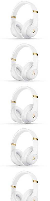 Studio Beats Wireless 3 - White and Gold for Sale in Arlington, TX
