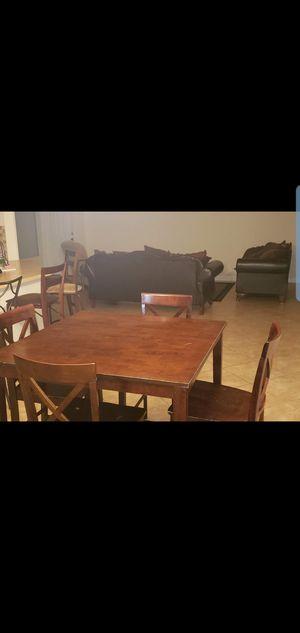 Hi top breakfast table for Sale in Oaklyn, NJ