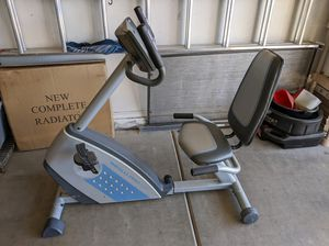 Weslo Pro 10.8x Recumbent Exercise Cycle for Sale in Peoria, AZ