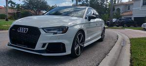 2018 Audi RS3 for Sale in Miramar, FL