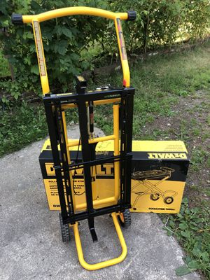 Dewalt Table saw stand for Sale in Tacoma, WA