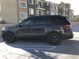 Ford Explorer Sport 2016, 17,000 miles, fully loaded for Sale in Los Angeles, CA