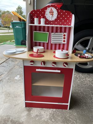 Kids kitchen set for Sale in Elk Grove Village, IL