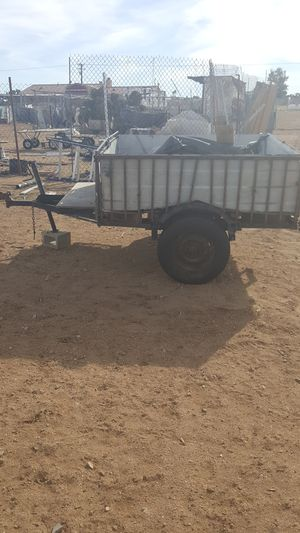6' by 6' utility trailer for Sale in Phelan, CA