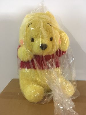 Disney cute red cheek Winnie the Pooh plushie for Sale in Milpitas, CA