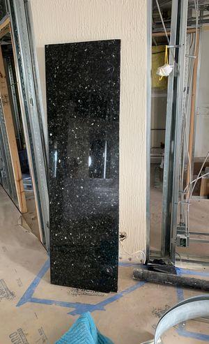"Speckled black granite 76"" x 24"" for Sale in Miami, FL"