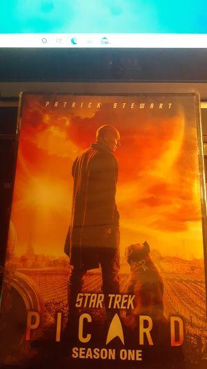 STAR TREK: PICARD SEASON ONE DVD for Sale in Tacoma, WA